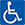 wheelchair symbol