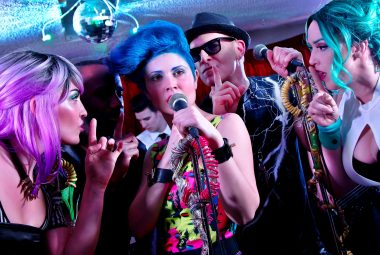 The PepTides (photo: Andre Gagne)